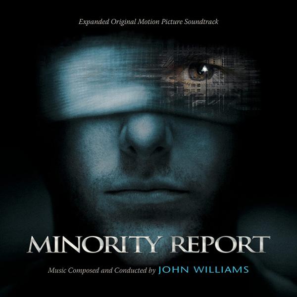 MinorityReport2CD